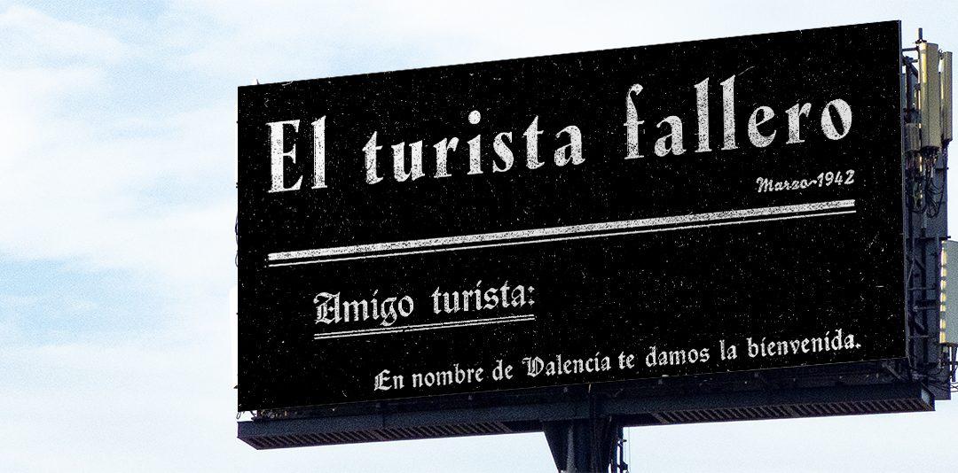 El Turista Fallero – Marzo 1942